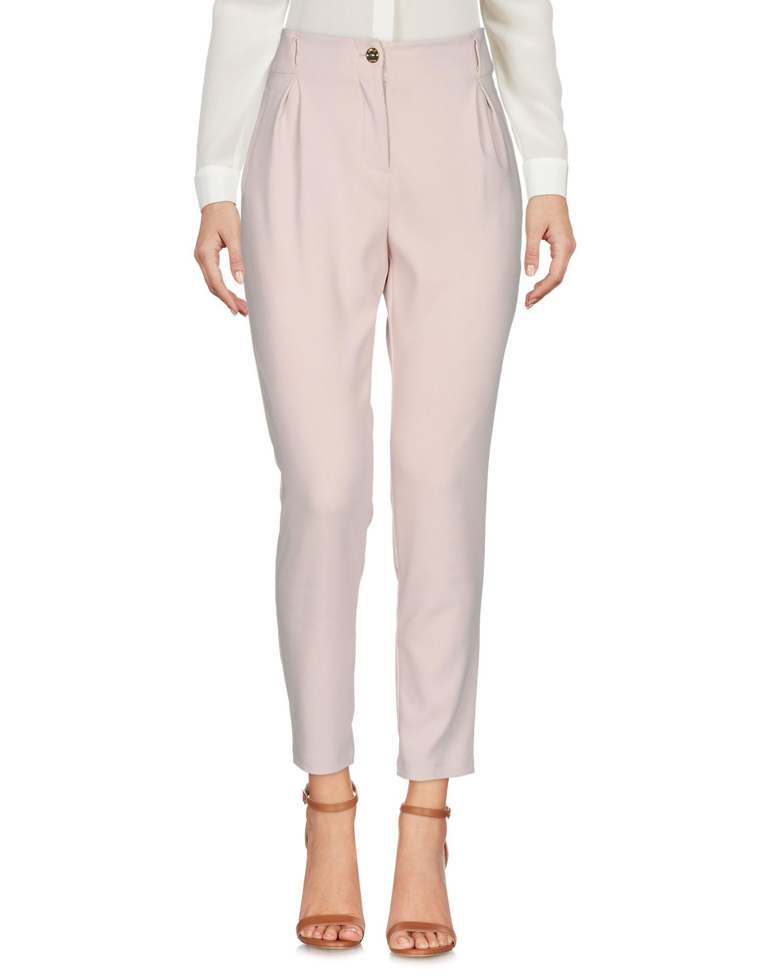 LIU •JO SPORT Повседневные брюки брюки cross sport брюки