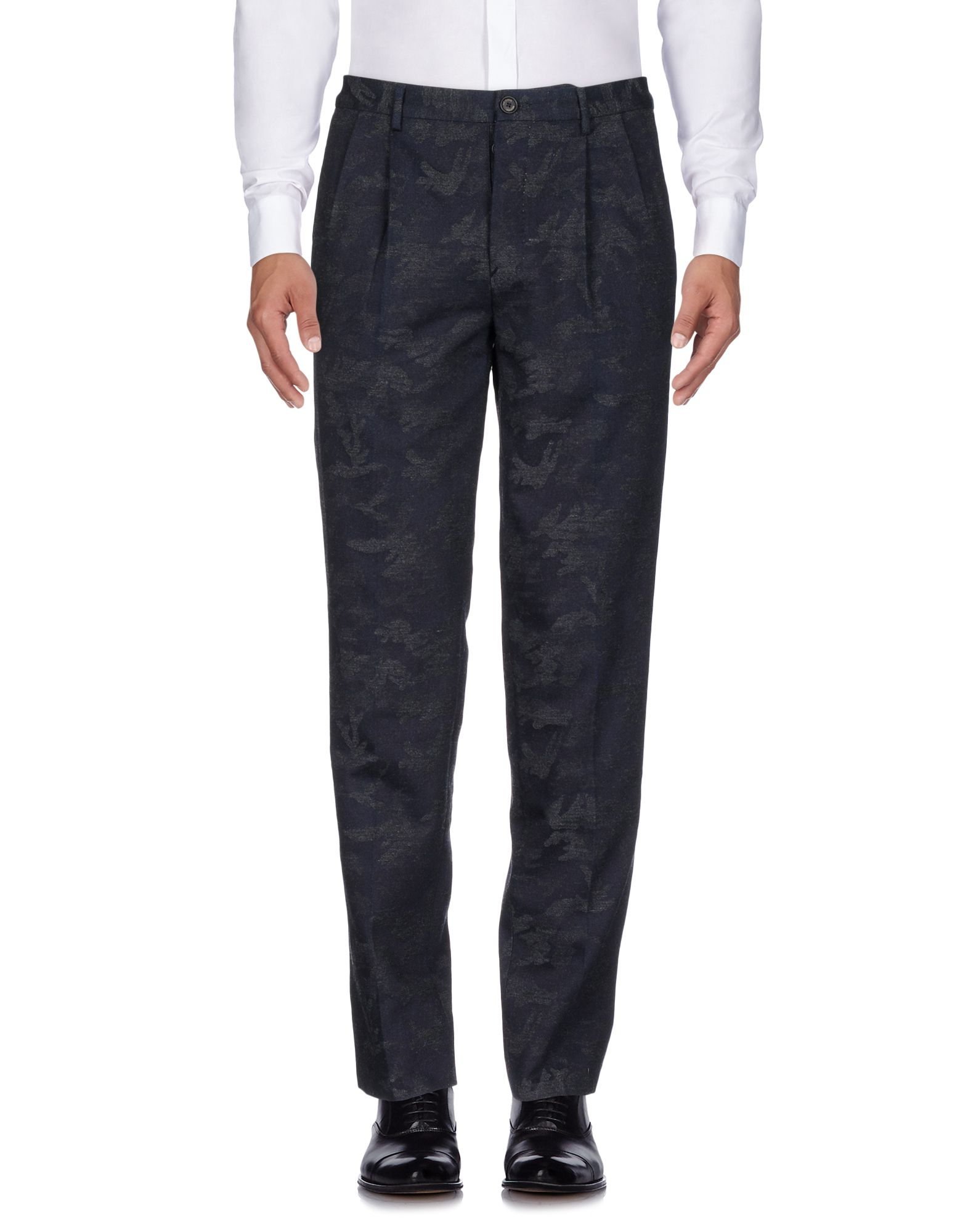 THE CHINO REVIVED Повседневные брюки casual style straight leg zipper fly chino pants