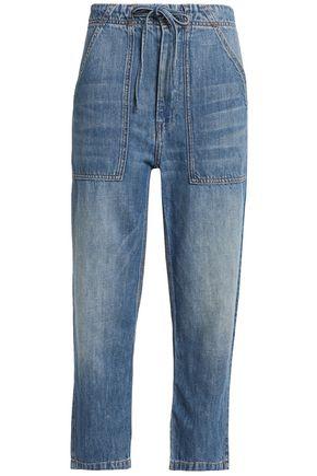 VINCE. Faded boyfriend jeans