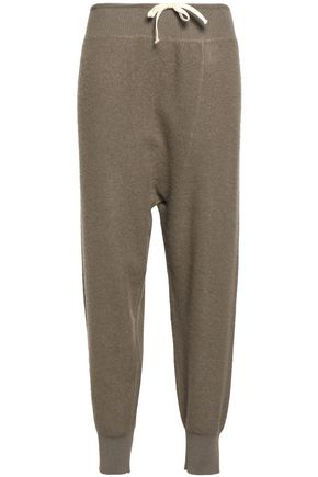VINCE. Cashmere-blend tapered pants