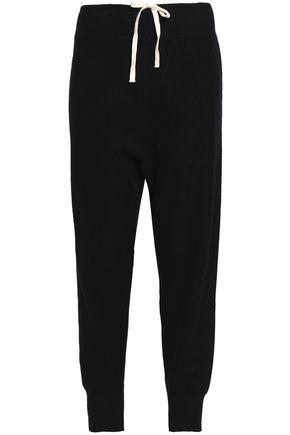 VINCE. Cashmere-blend tapered pants