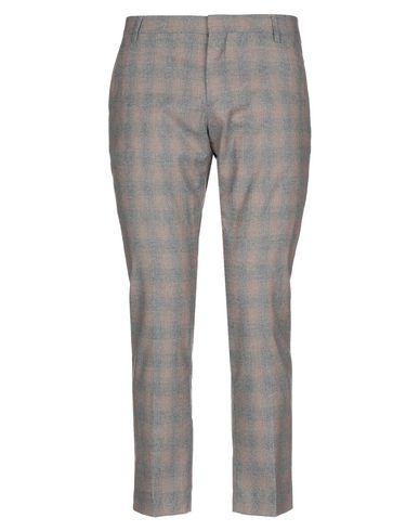 Фото - Повседневные брюки от ENTRE AMIS цвета хаки