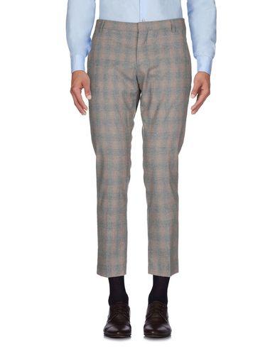 Фото 2 - Повседневные брюки от ENTRE AMIS цвета хаки