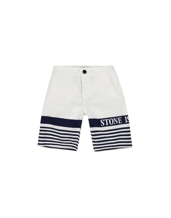 Bermuda shorts L0905 STONE ISLAND JUNIOR - 0