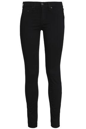 RAG & BONE/JEAN Mid-rise skinny jeans