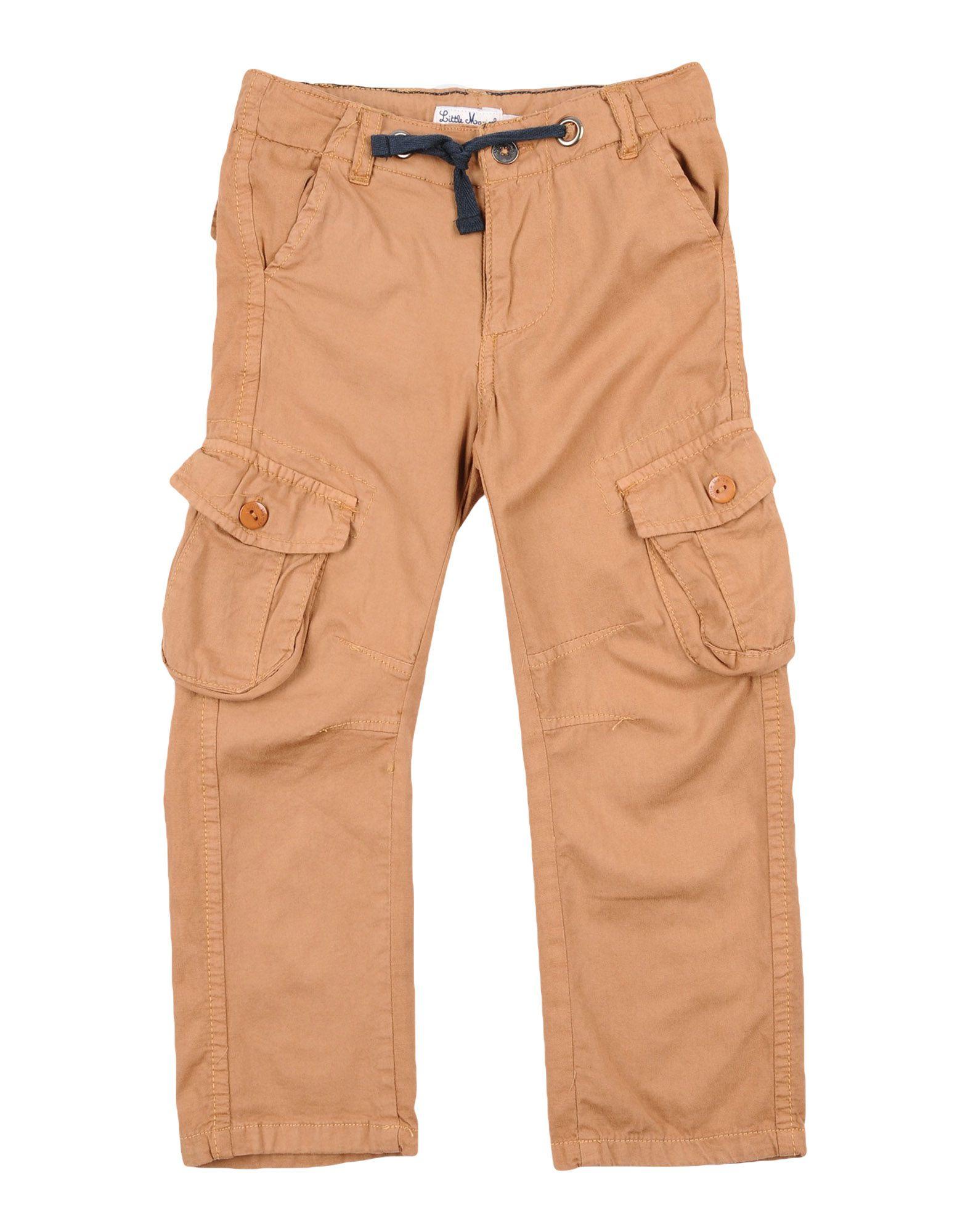 LITTLE MARCEL Повседневные брюки