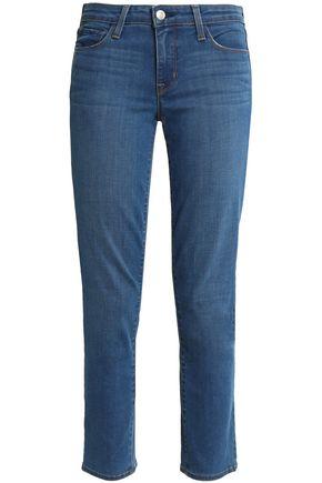 L'AGENCE Slim-leg jeans