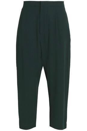 MARNI Crepe wide-leg pants