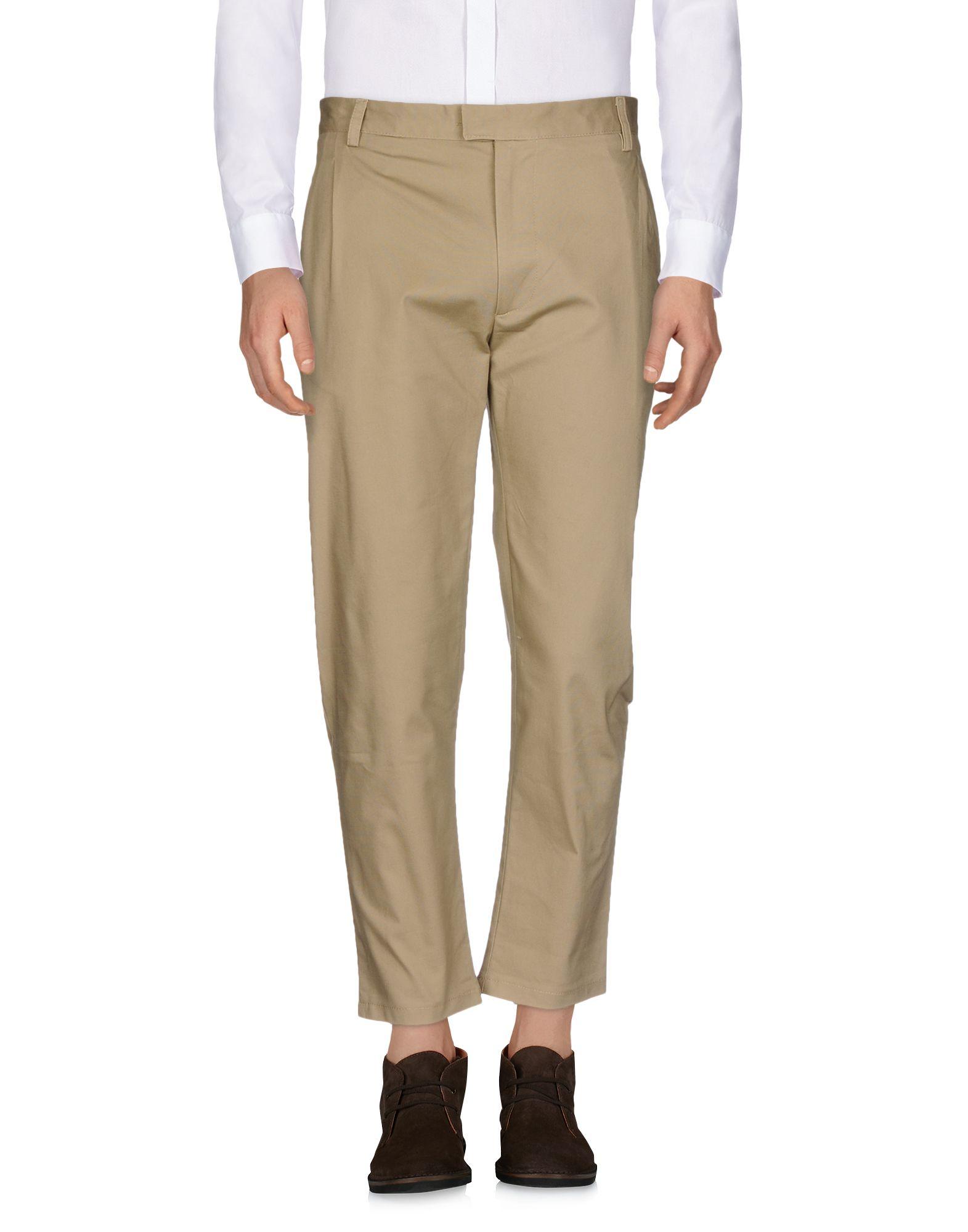 ZEUSEDERA Повседневные брюки