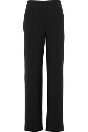 A.L.C. Stretch-crepe wide-leg pants