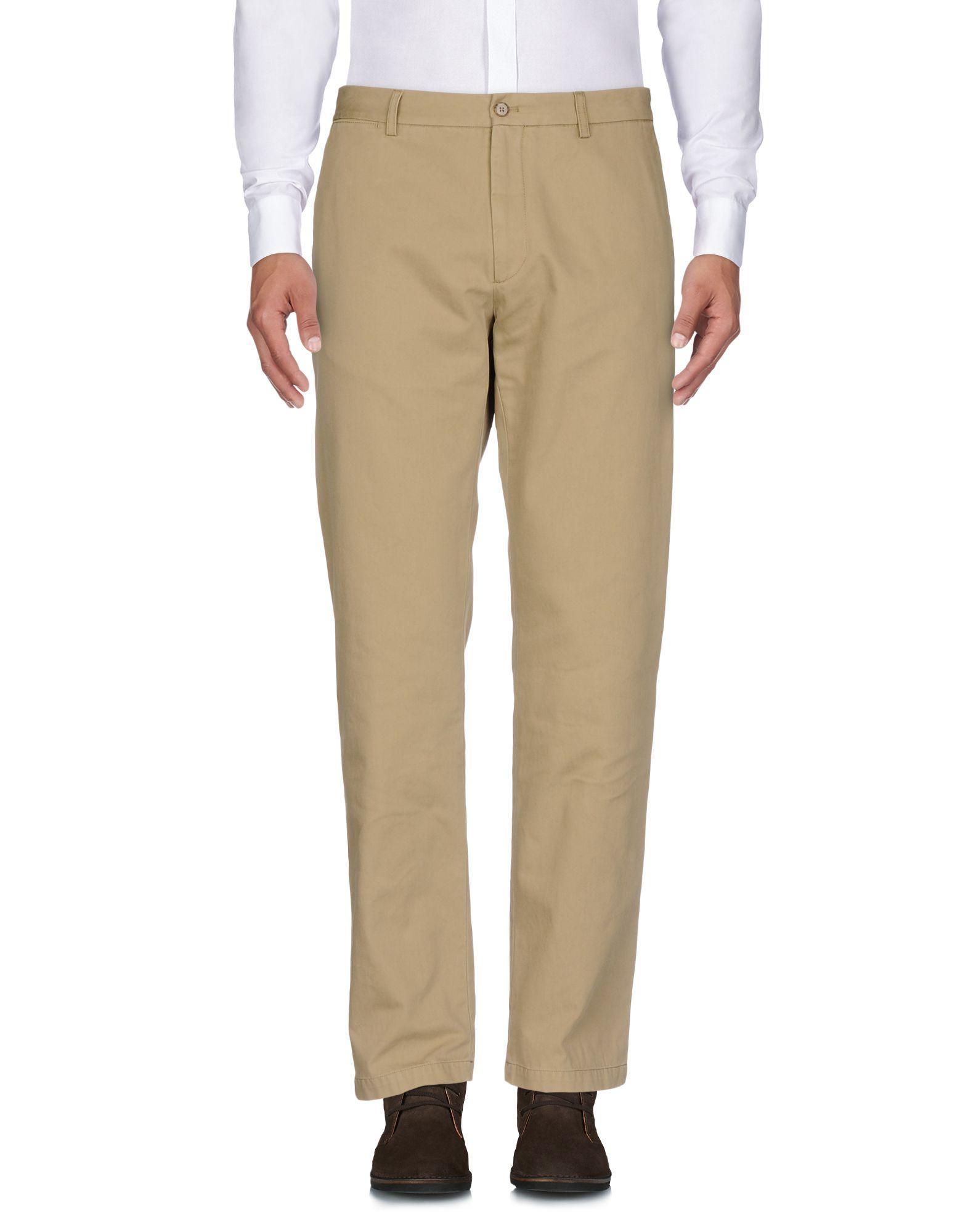 MAISON MARGIELA Повседневные брюки брюки maison martin margiela брюки зауженные