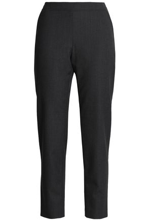 VANESSA SEWARD Cropped wool-blend tapered pants