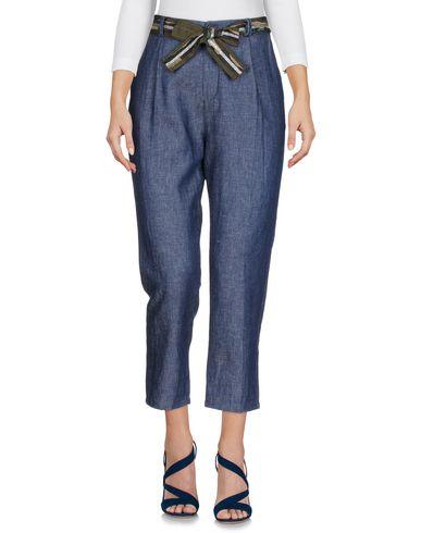 Джинсовые брюки от ANGELA DAVIS