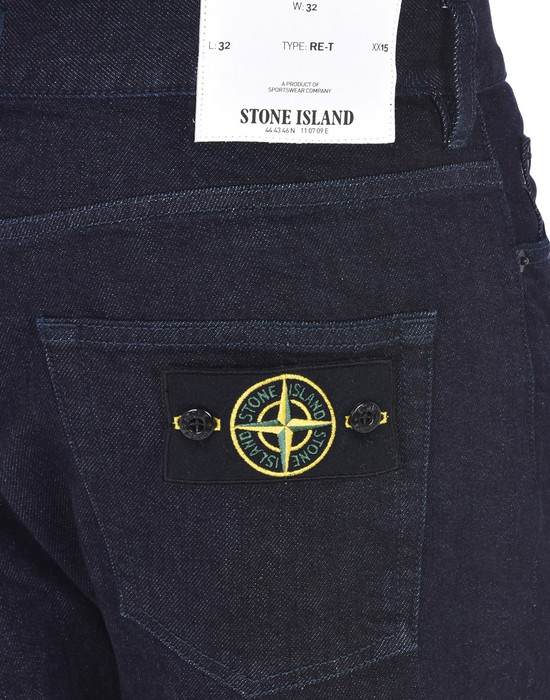 13186703xb - PANTS - 5 POCKETS STONE ISLAND