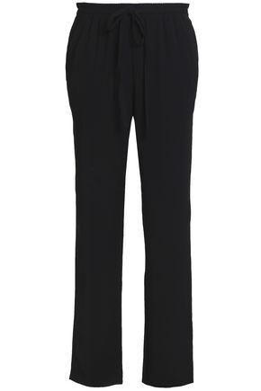 MICHAEL MICHAEL KORS Crepe straight-leg pants