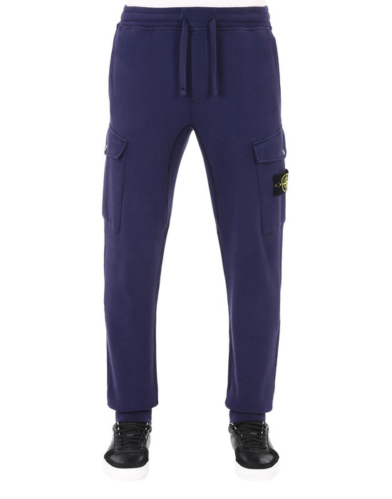 STONE ISLAND Fleece Pants 61120