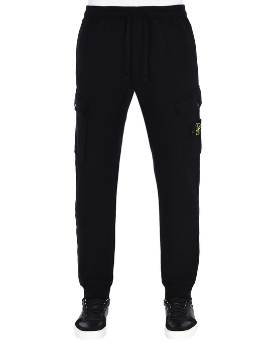Fleece Pants 61120 STONE ISLAND - 0