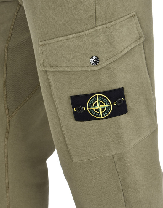 13186825fp - TROUSERS - 5 POCKETS STONE ISLAND
