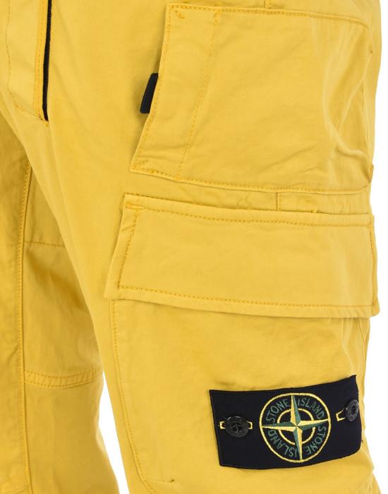13186836fm - 长裤 - 5 袋 STONE ISLAND