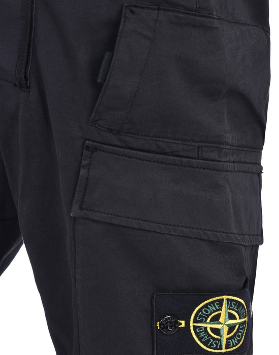 13186836qb - PANTS - 5 POCKETS STONE ISLAND