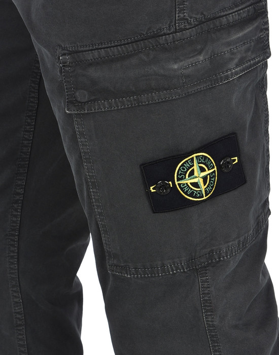 13186839em - TROUSERS & JEANS STONE ISLAND