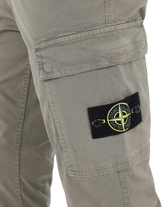 13186839tt - TROUSERS - 5 POCKETS STONE ISLAND