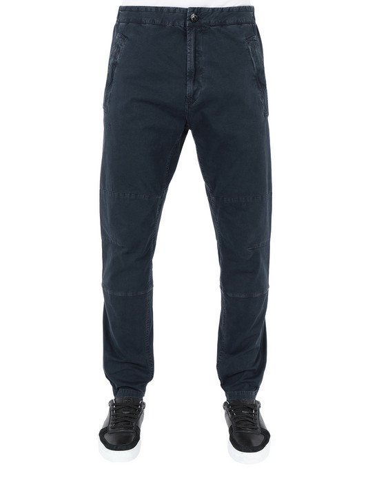 STONE ISLAND Trousers 304WI T.CO+OLD