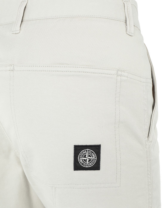 13186866wu - TROUSERS - 5 POCKETS STONE ISLAND