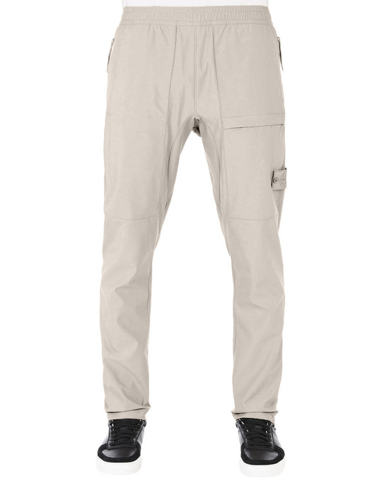 STONE ISLAND Pants 309F2 GHOST PIECE_NYLON COTTON 3L