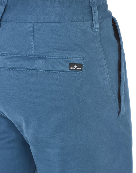 13186879rh - PANTS - 5 POCKETS STONE ISLAND