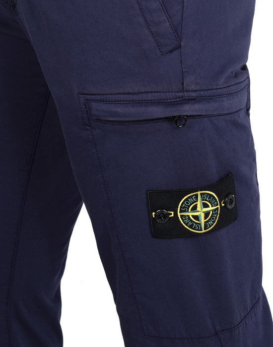 13186882ve - TROUSERS & JEANS STONE ISLAND