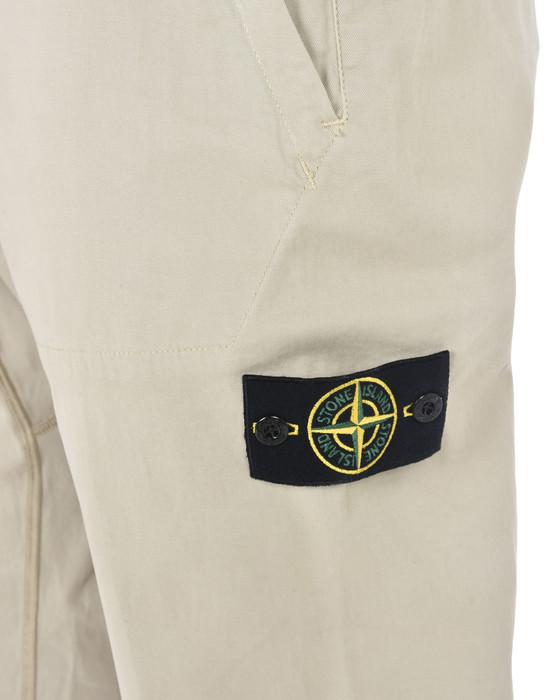 13186885jf - PANTS - 5 POCKETS STONE ISLAND