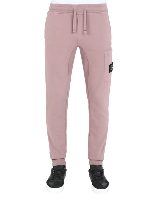 STONE ISLAND Fleece Pants 60320