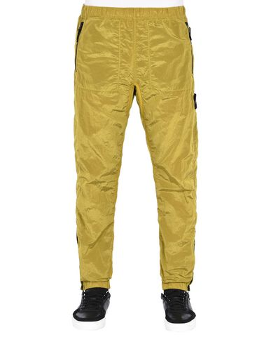 STONE ISLAND Trousers 64212 NYLON METAL