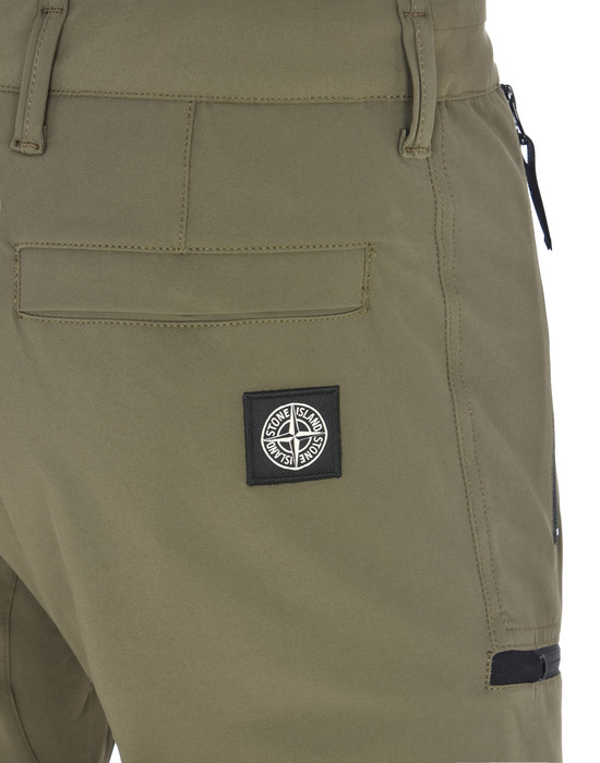 13186922us - TROUSERS - 5 POCKETS STONE ISLAND