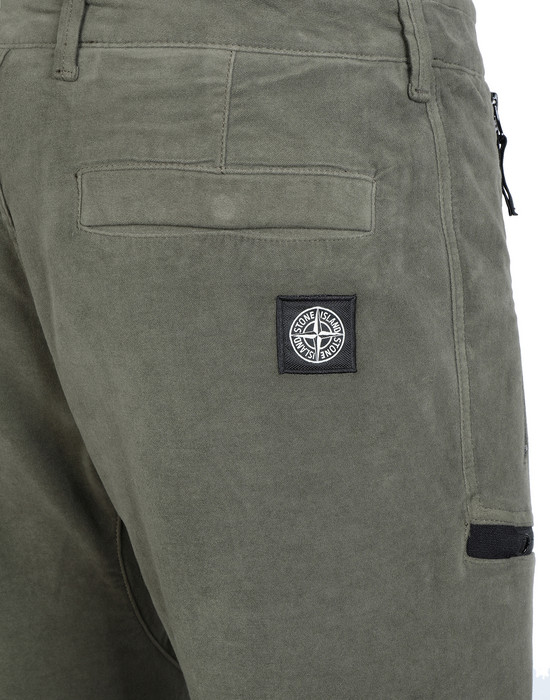 13186966vn - PANTS - 5 POCKETS STONE ISLAND