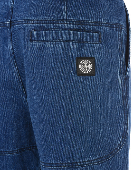 13186982ja - PANTS - 5 POCKETS STONE ISLAND