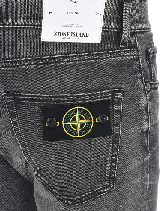 13186984sh - TROUSERS & JEANS STONE ISLAND