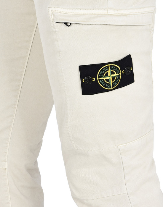 13186987np - PANTS - 5 POCKETS STONE ISLAND