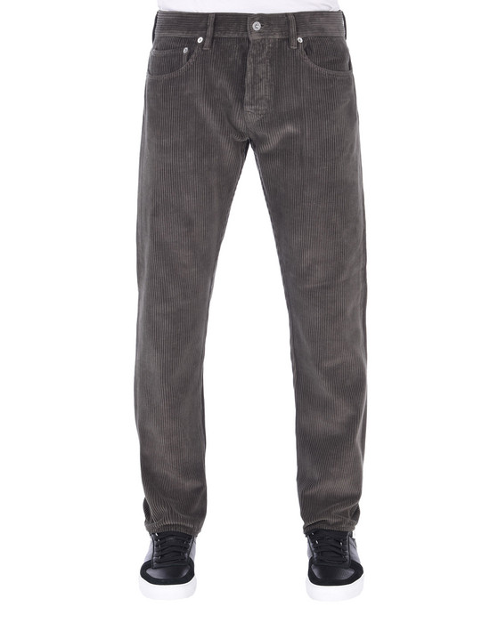 Trousers J4B39 RE-T_CORDUROY STONE ISLAND - 0