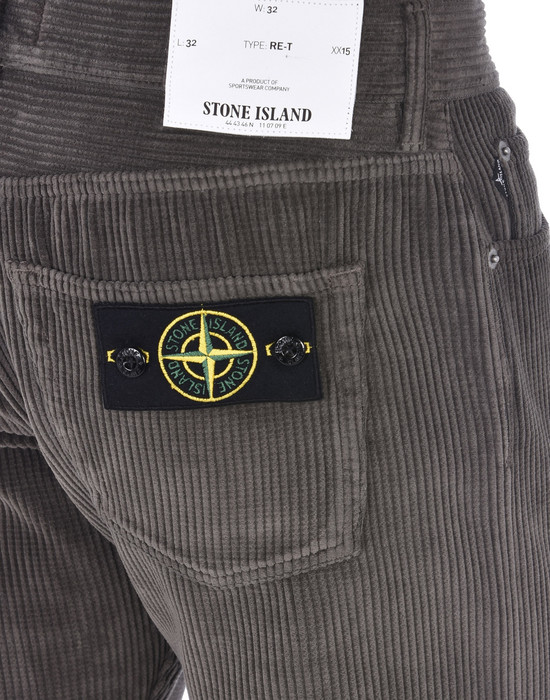 13187012tt - PANTS - 5 POCKETS STONE ISLAND
