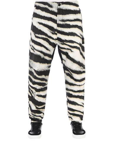 STONE ISLAND Pants 316E1 WHITE TIGER CAMO 50 FILI