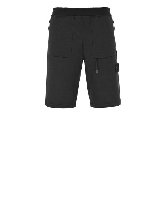 1792f305665d1 630F3 GHOST PIECE Bermuda Shorts Stone Island Men - Official Online Store