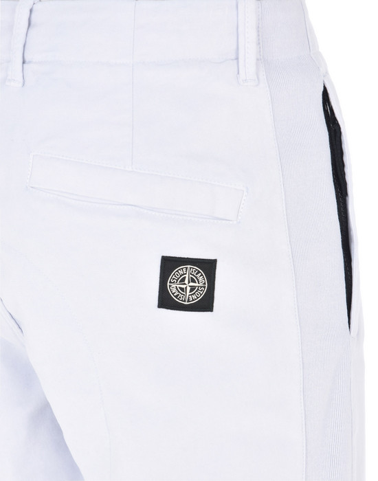 13187019hh - PANTS - 5 POCKETS STONE ISLAND