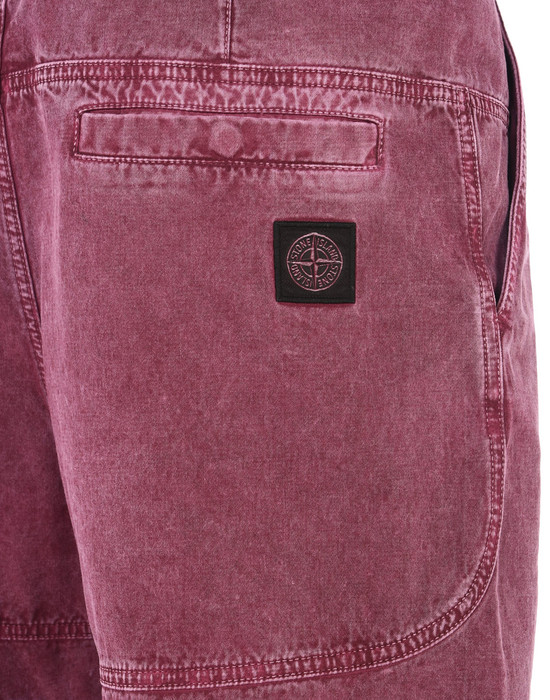 13187024ue - PANTS - 5 POCKETS STONE ISLAND