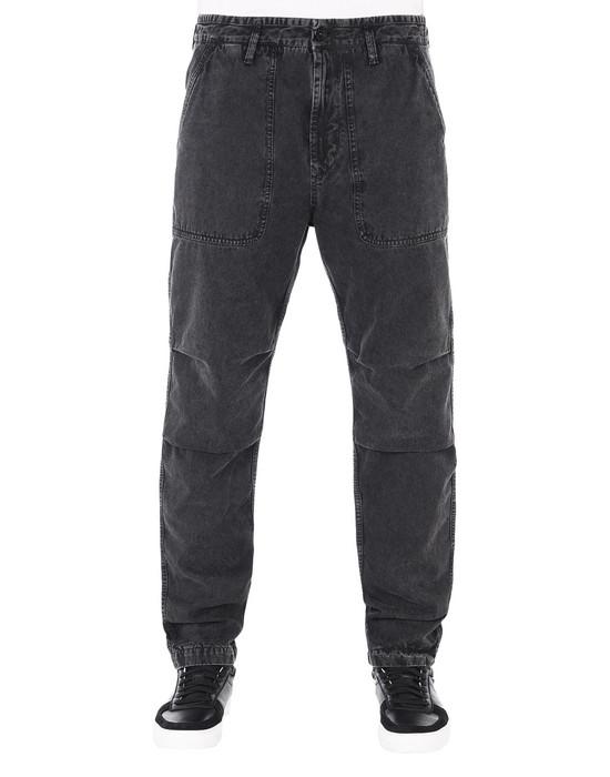 Trousers 317SN FADE DYE STONE ISLAND - 0