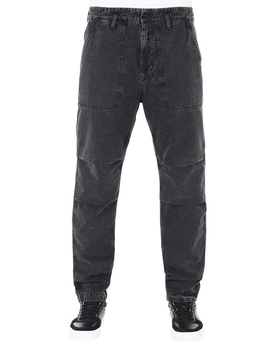 Pantalone 317SN TINTO FADE STONE ISLAND - 0