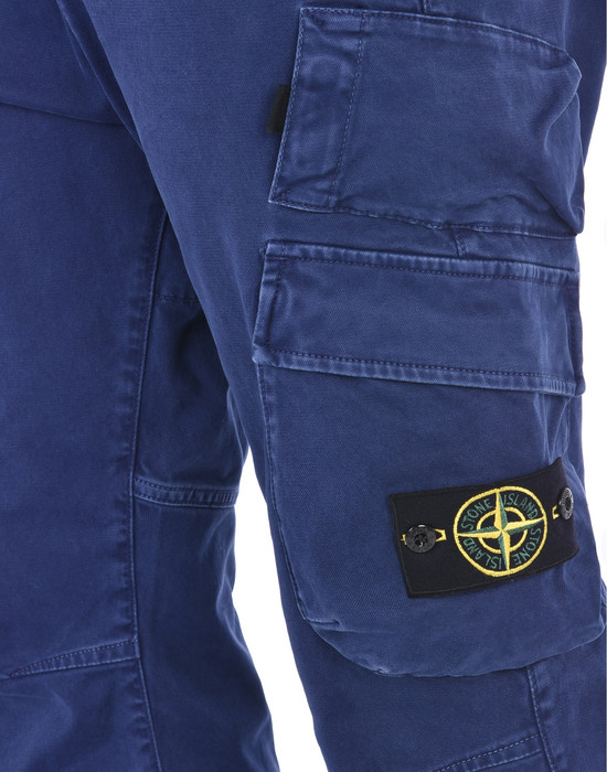 13187029cj - TROUSERS - 5 POCKETS STONE ISLAND