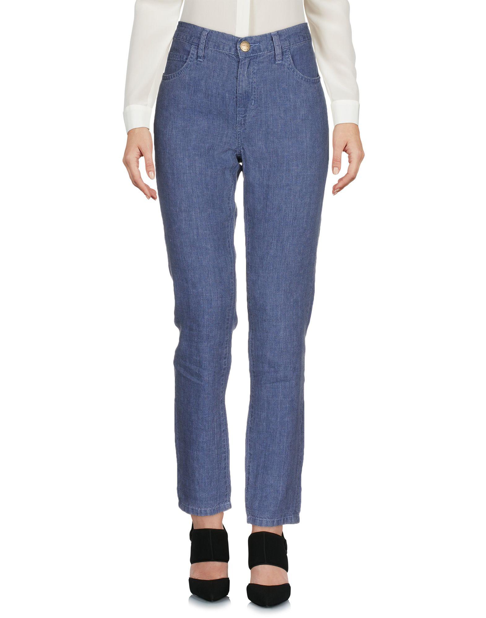 current elliott укороченные джинсы скинни CURRENT/ELLIOTT Укороченные брюки