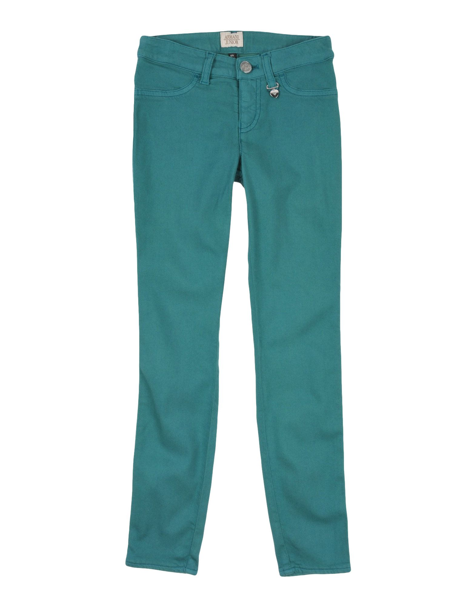 ARMANI JUNIOR Casual Pants in Green